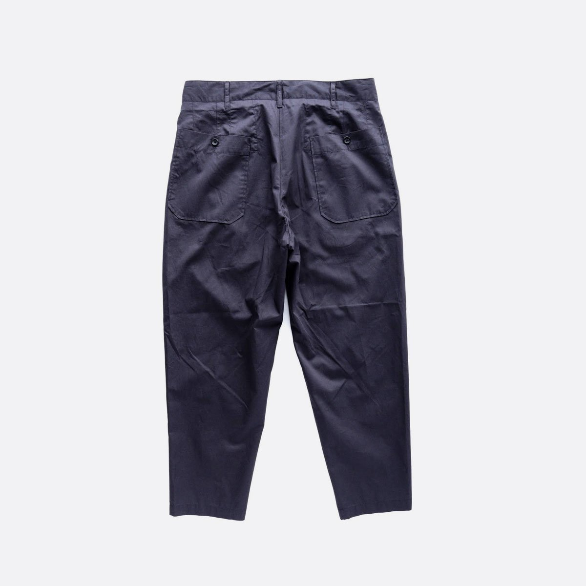 Engineered Garments  Carlyle Pant -High Count Twill  (Dk.Navy)2