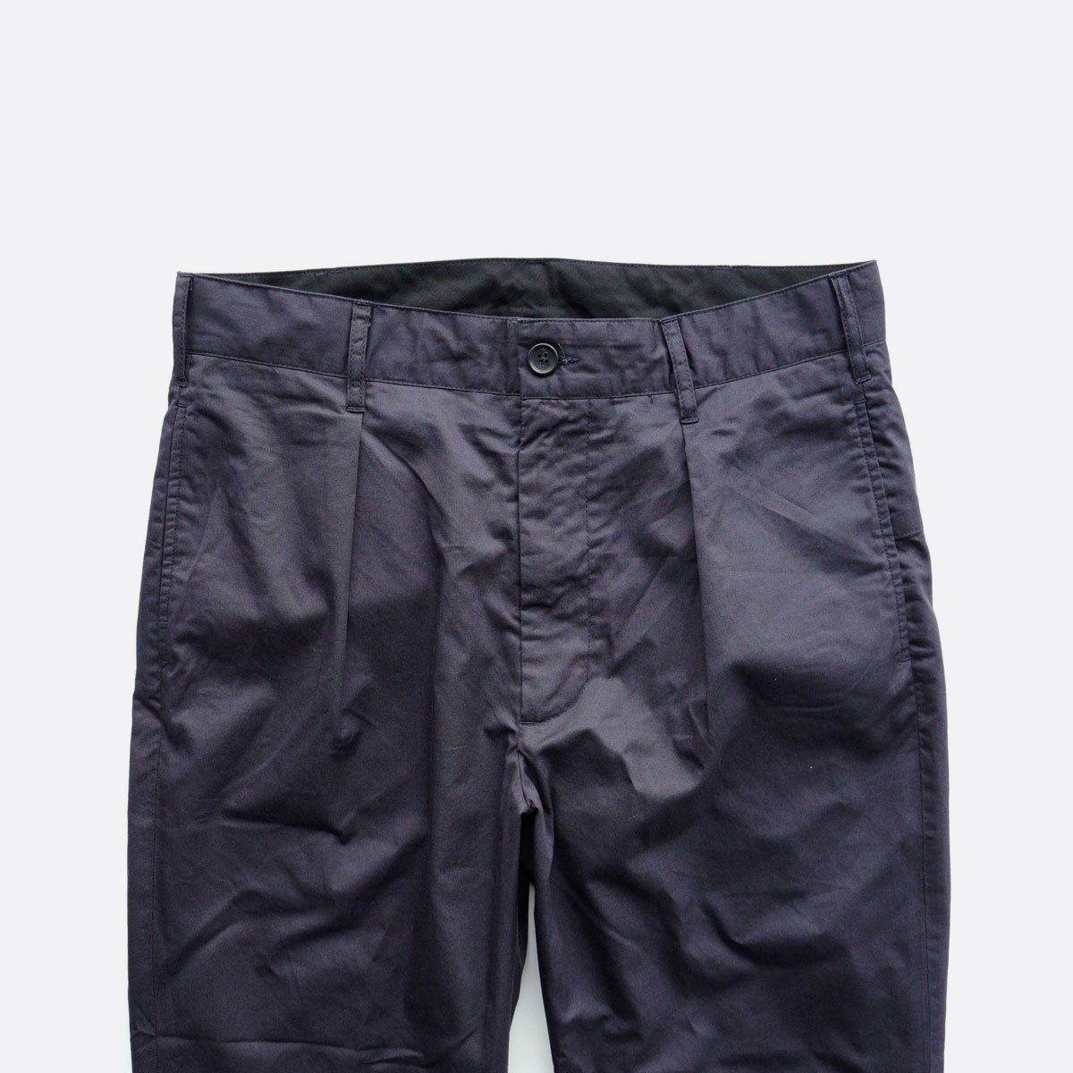 Engineered Garments  Carlyle Pant -High Count Twill  (Dk.Navy)4