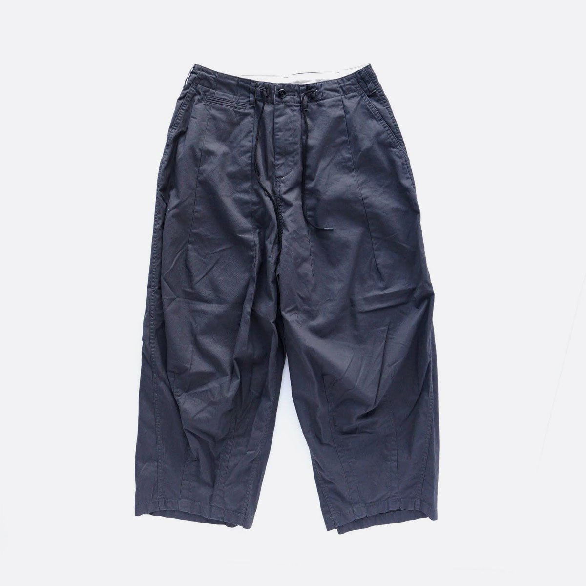 NEEDLES  H.D.Pant -Military  (Charcoal)