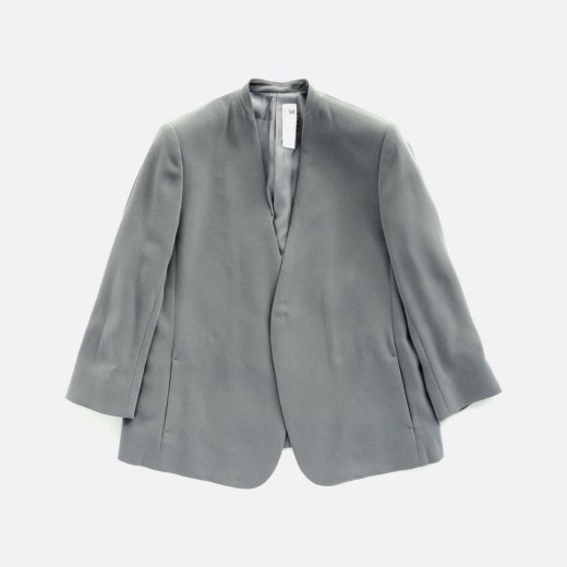 ACETATE & POLYESTER DOUBLE CROTH NO COLOR JACKET