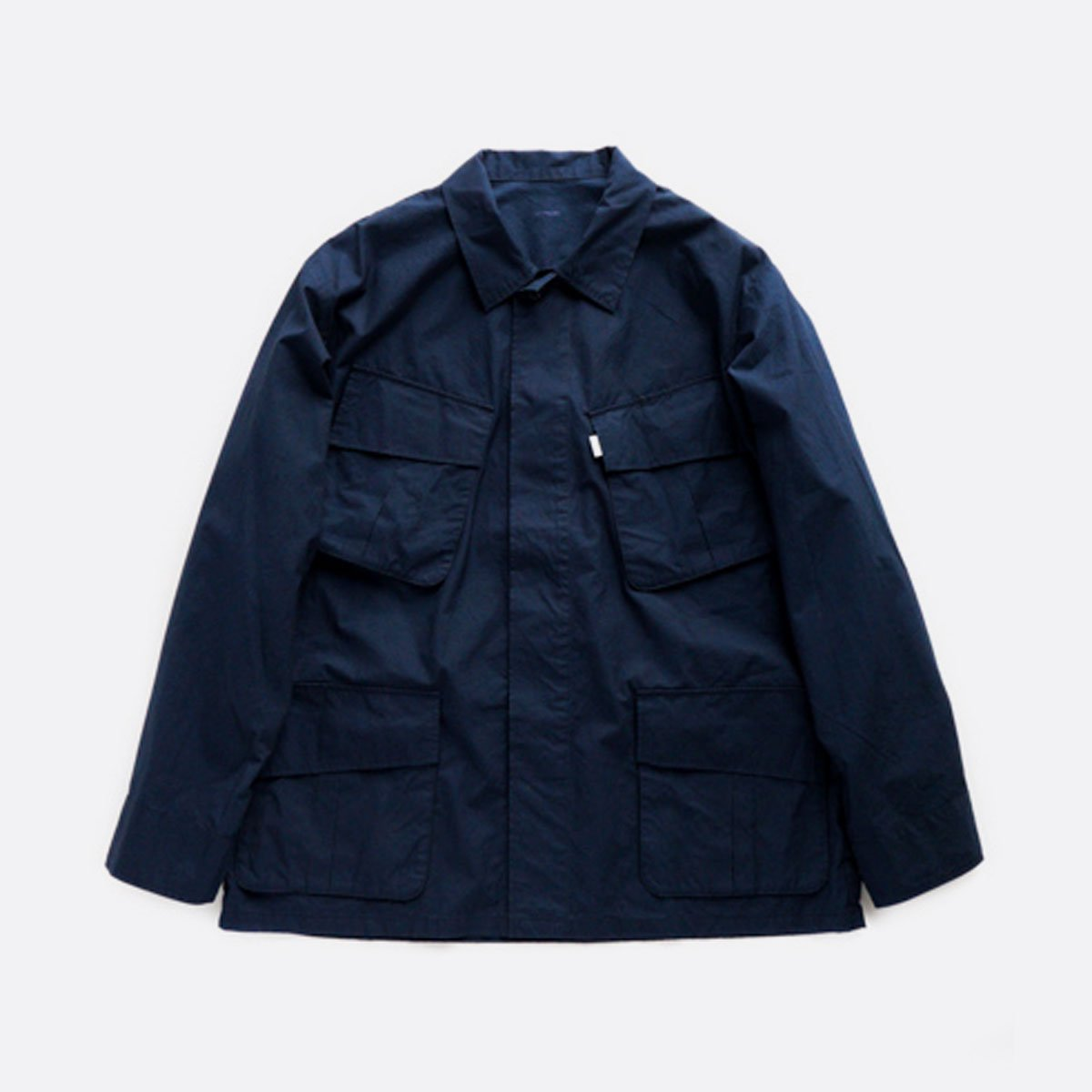 SH  FATIGUE SHIRT  (NAVY)