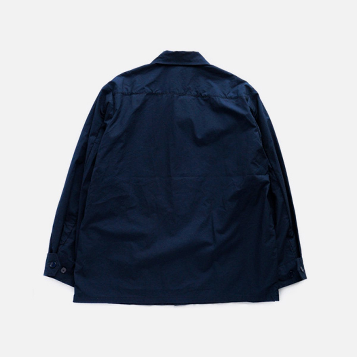 SH  FATIGUE SHIRT  (NAVY)2