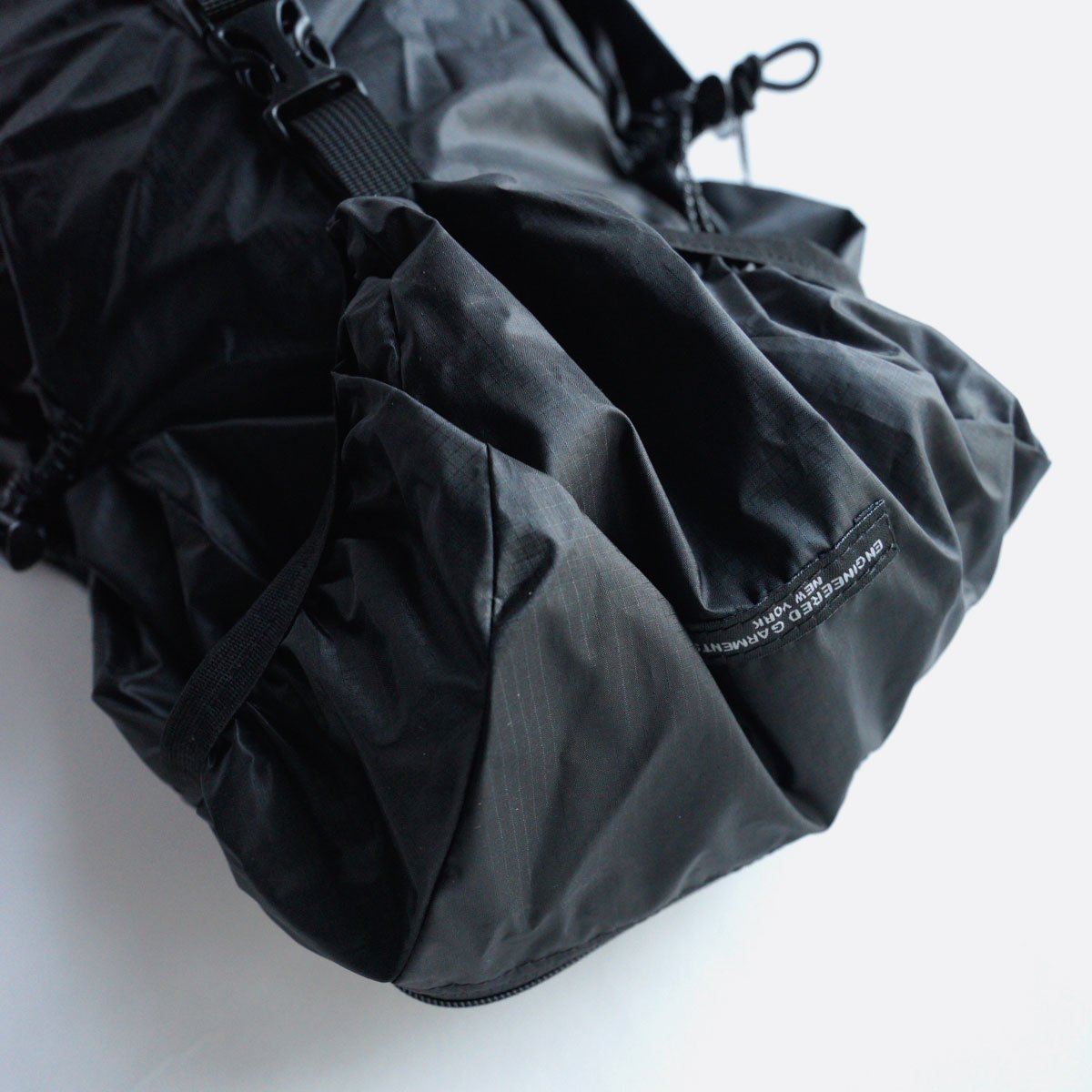 Engineered Garments UL Backpack (Black)4