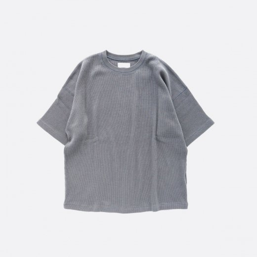 COTTON WOOL THERMAL TEE