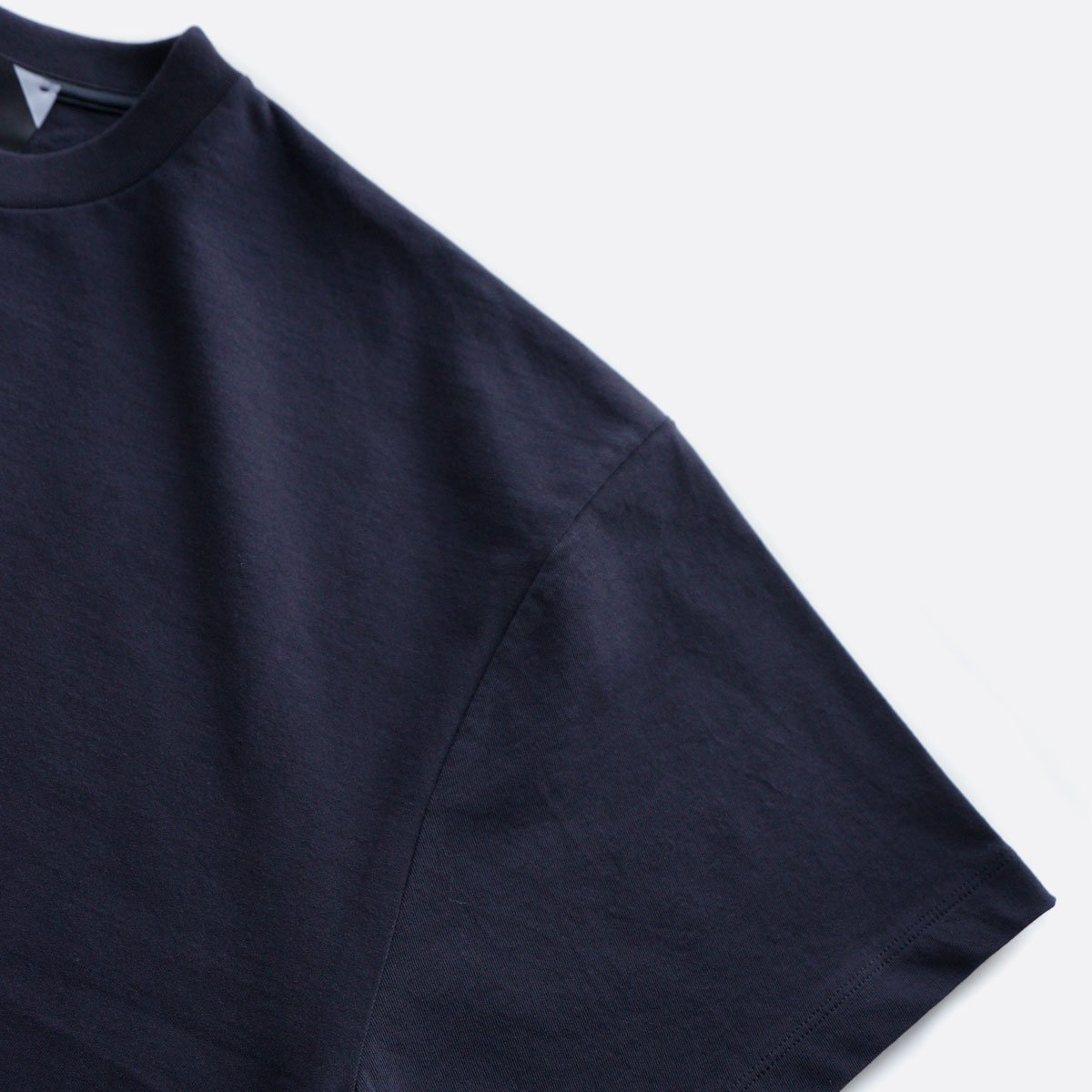 ATON FRESCA PLATE OVERSIZED T-SHIRT (NAVY)4