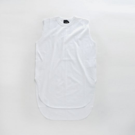 <img class='new_mark_img1' src='https://img.shop-pro.jp/img/new/icons39.gif' style='border:none;display:inline;margin:0px;padding:0px;width:auto;' />SUVIN AIR SPINNING ROUOND HEM TANK TOP
