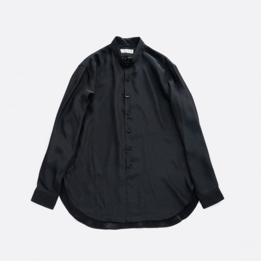 SILK BACK SATIN GRANPA SHIRTS