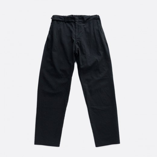 WASHABLE WOOL TRO CURVE SLACKS