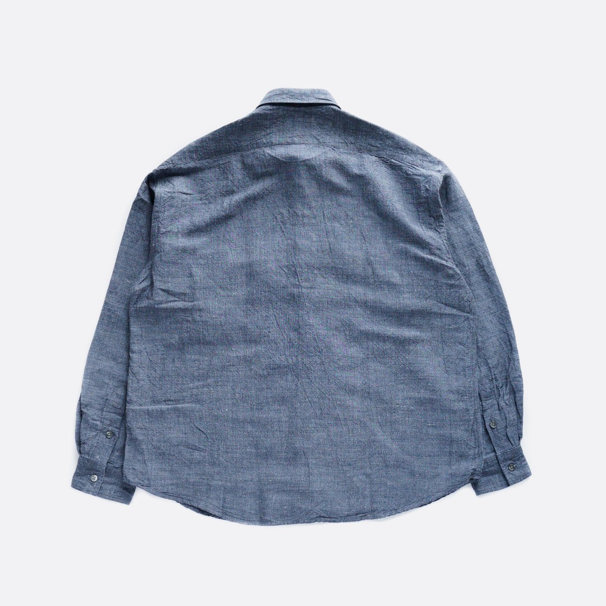 ROLL UP BAMBOO LINEN SHIRT 2