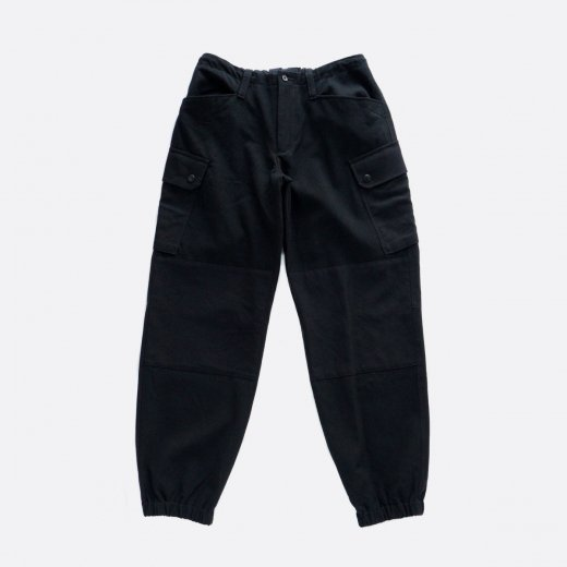 -20AW先行受注- WASHABLE WOOL GABA TACTICAL PANTS