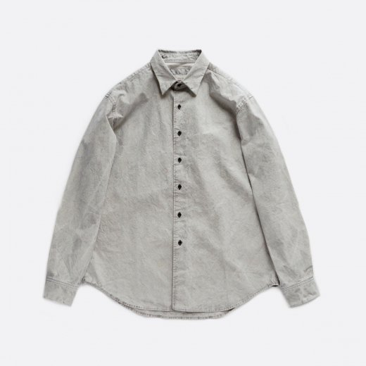 -20AW先行受注- SUPIMA COTTON BROX MINIMAL SHIRTS