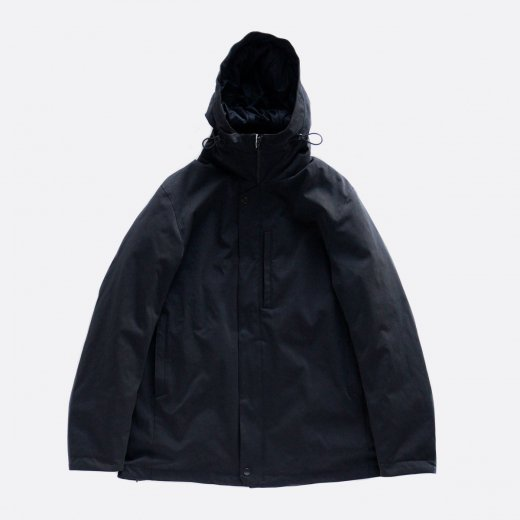 -20AW先行受注- HIGHDENSITY MILICLOTH FOODIE JACKET