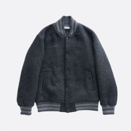 SUPER FINE ALPACA AWARD JACKET
