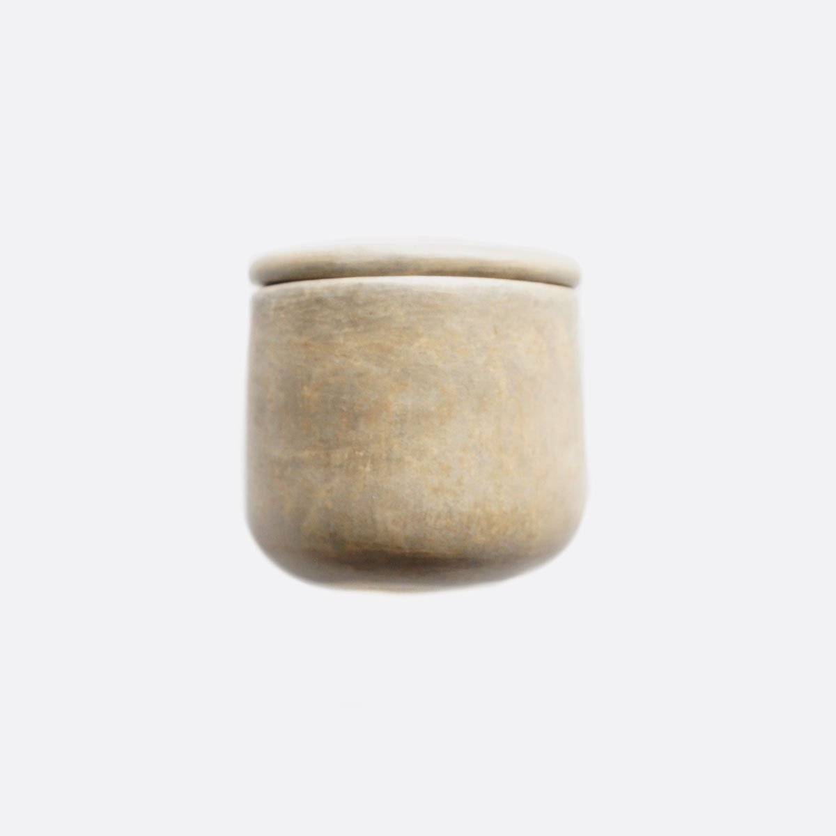 ENDS & MEANS  POTTERY SOY CANDLE (SAND)4