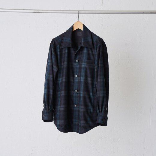 ブラックウォッチ・シャツジャケット
