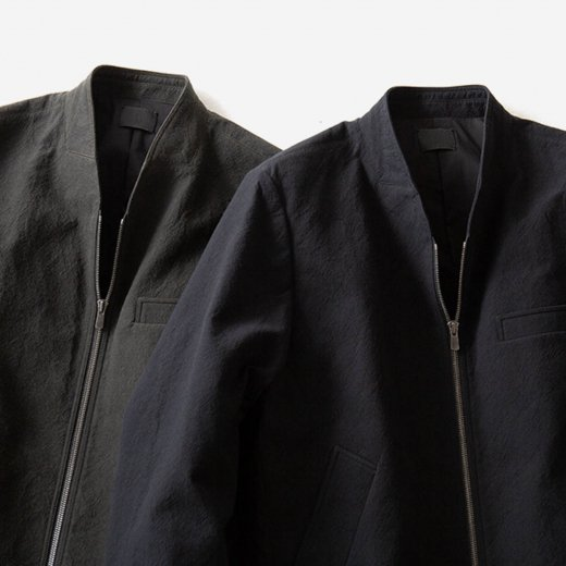 復刻別注 RIB NO COLLAR JACKET