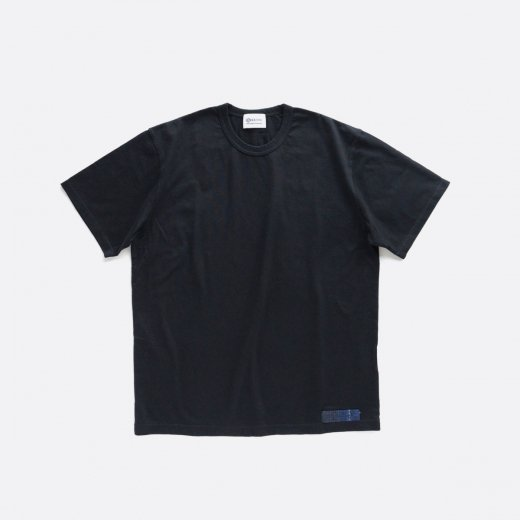 BORO PATCHED T-SHIRT(BLACK)