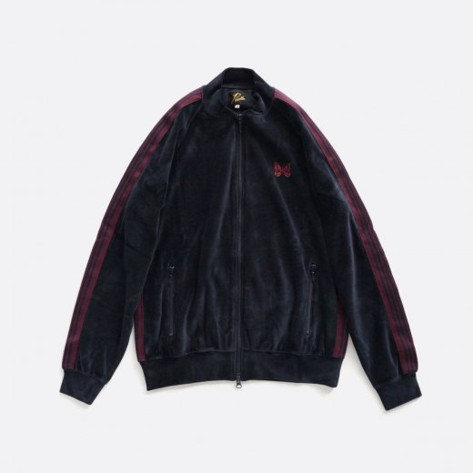 <img class='new_mark_img1' src='https://img.shop-pro.jp/img/new/icons1.gif' style='border:none;display:inline;margin:0px;padding:0px;width:auto;' />R.C. TRACK JACKET - C/PE VELOUR