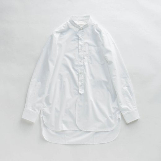 THE BAND COLLAR SHIRT