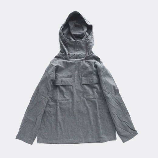 CAGOULE SHIRT - BRUSHED TWILL