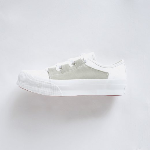 <img class='new_mark_img1' src='https://img.shop-pro.jp/img/new/icons1.gif' style='border:none;display:inline;margin:0px;padding:0px;width:auto;' />ASYMMETRIC GHILLIE SNEAKER