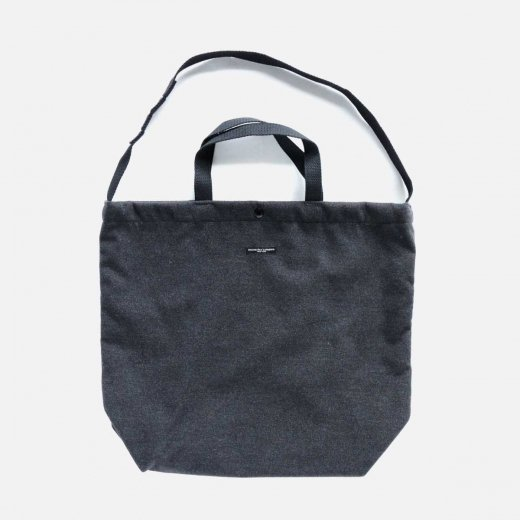 CARRY ALL TOTE - FAKE MELTON