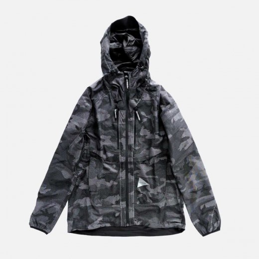 <img class='new_mark_img1' src='https://img.shop-pro.jp/img/new/icons39.gif' style='border:none;display:inline;margin:0px;padding:0px;width:auto;' />REFLECTIVE PRINTED RASCHEL  RIP JACKET