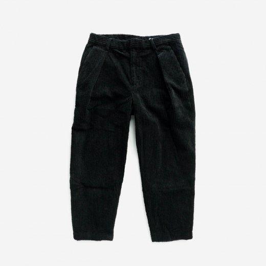 JAMBO CORDUROY W-TUCK PANTS