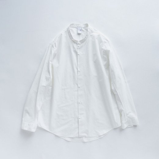 COTTON & FULLY DULL POLYESTER TYPEWRITER CLOTH SHIRT