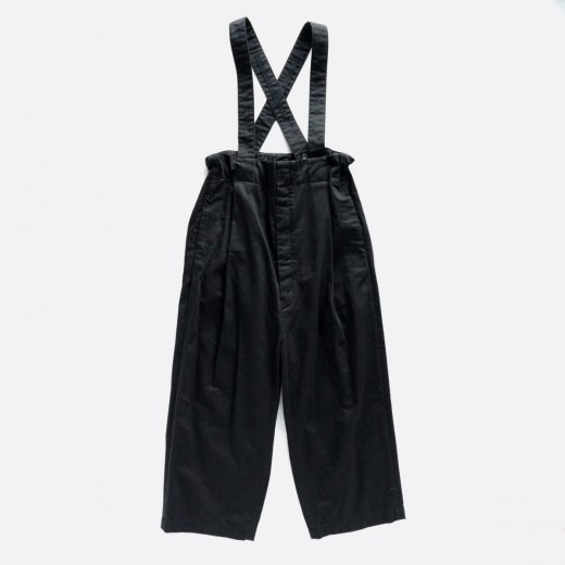 16/- COTTON SLAB YARN SATIN SUSPENDERS PANTS