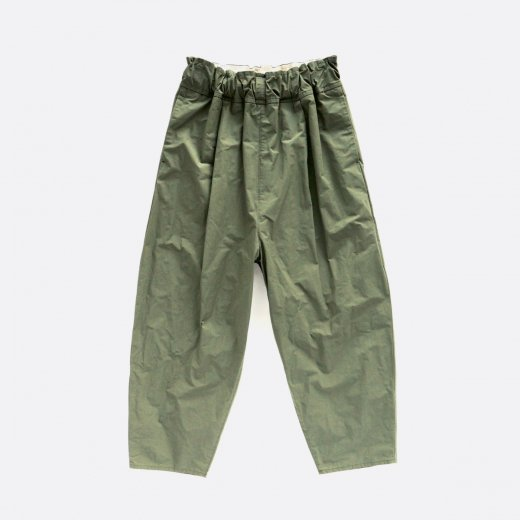 POLYESTER HIGH COUNT WEATHER PANTS