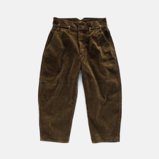 CORDUROY CLASSIC PANTS 2019