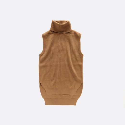 HIGH DENSITY TURTLE NECK VEST