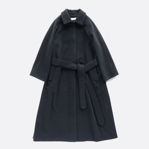 WOOL FLEECE COAT