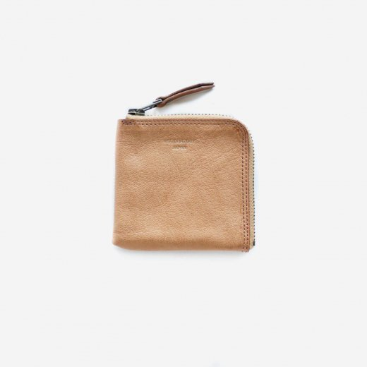 <img class='new_mark_img1' src='https://img.shop-pro.jp/img/new/icons1.gif' style='border:none;display:inline;margin:0px;padding:0px;width:auto;' />GOAT LEATHER HALF ZIP WALLET ''elle''