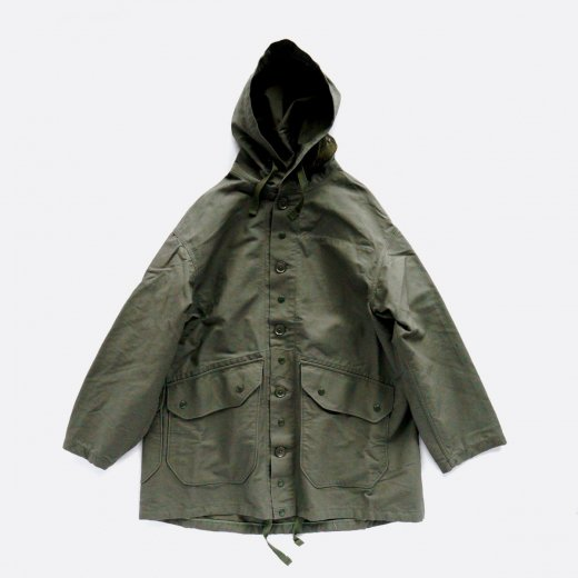 MADISON PARKA -DOUBLE CLOTH