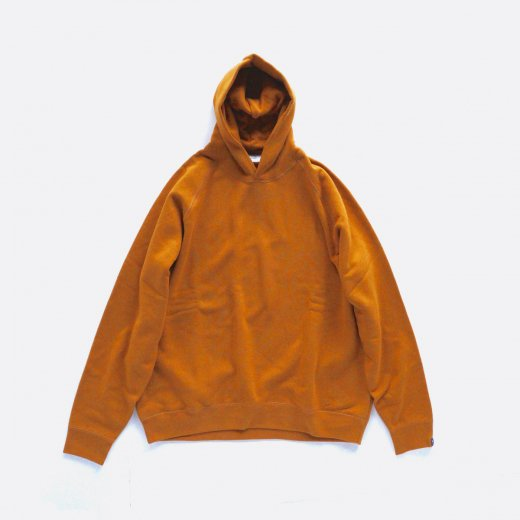 """LOOPWHEELER"" FOR GP SWEAT PARKA"