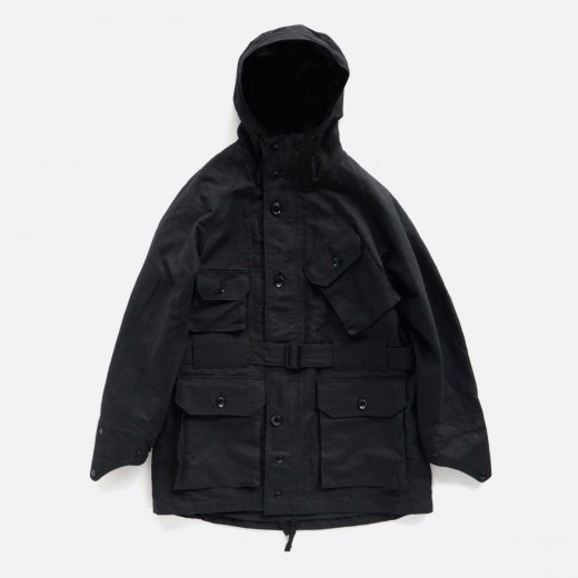 FIELD PARKA -DOUBLE CLOTH