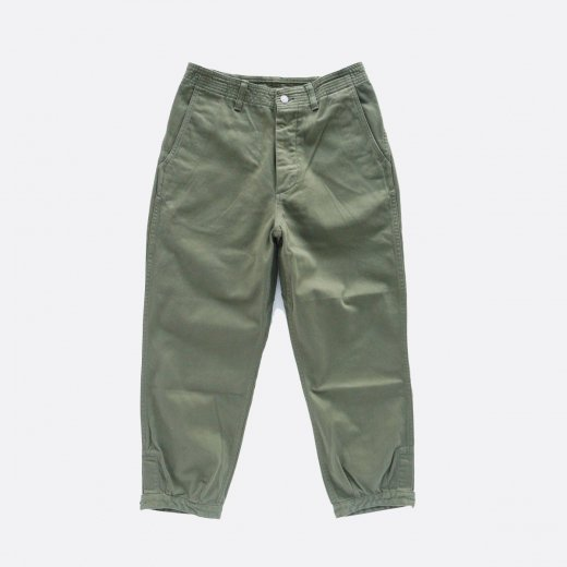 SPRAYER STREAM PANTS  4/5 WORK SATIN