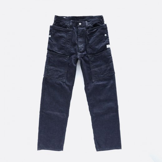 FALL LEAF TOUGH PANTS 12oz BROKEN DENIM