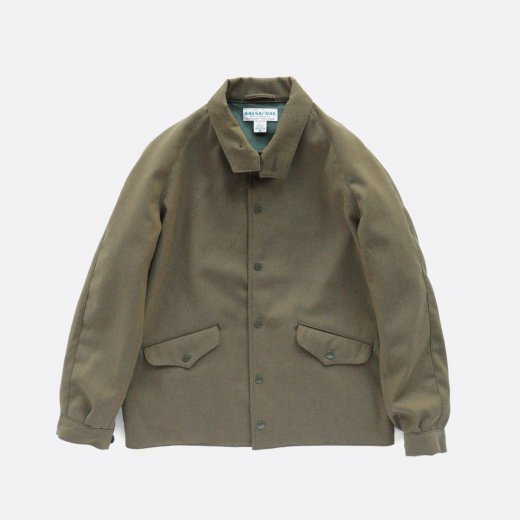 WHEEL BARROW JACKET  WOOL SAGE