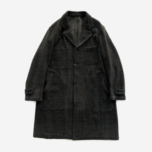 -21SS先行受注- GARABOU LITE SASHIKO SHOP COAT
