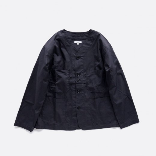 <img class='new_mark_img1' src='https://img.shop-pro.jp/img/new/icons1.gif' style='border:none;display:inline;margin:0px;padding:0px;width:auto;' />CARDIGAN JACKET - HIGH COUNT TWILL