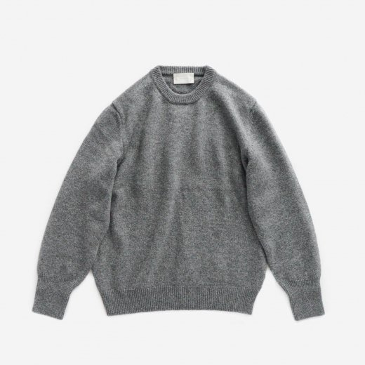 <img class='new_mark_img1' src='https://img.shop-pro.jp/img/new/icons39.gif' style='border:none;display:inline;margin:0px;padding:0px;width:auto;' />CREW-NECK SWEATER