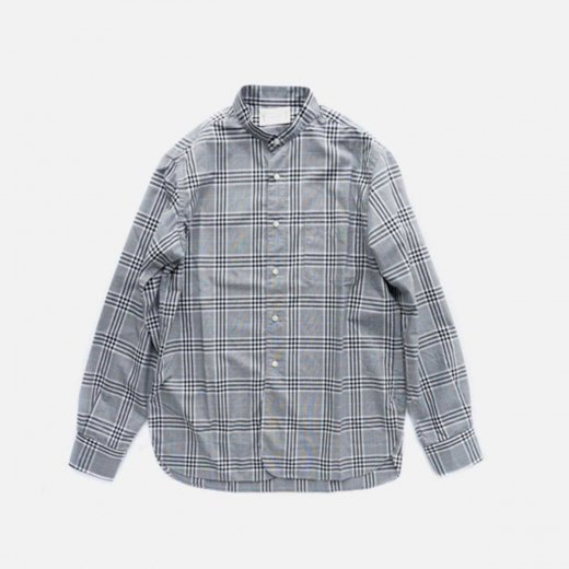 <img class='new_mark_img1' src='https://img.shop-pro.jp/img/new/icons39.gif' style='border:none;display:inline;margin:0px;padding:0px;width:auto;' />BAND COLLAR SHIRT