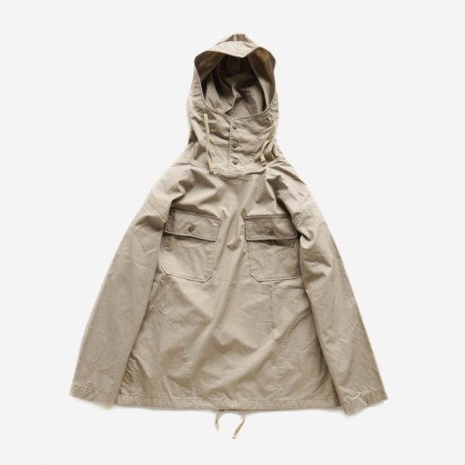 CAGOULE SHIRT - HIGH COUNT TWILL