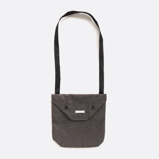 SHOULDER POUCH -CP WAFFLE
