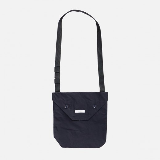 SHOULDER POUCH -MEMORY POLYESTER