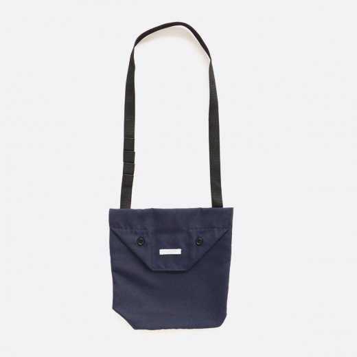 SHOULDER POUCH -POLYESTER TWILL