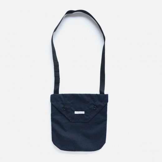 SHOULDER POUCH -PC POPLIN